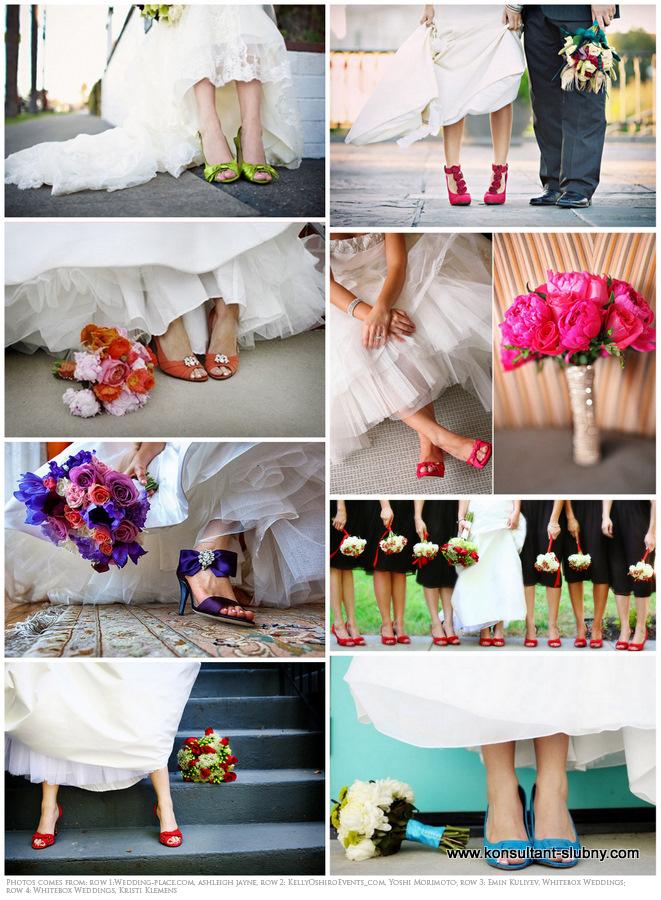 Kolorowe... buty?