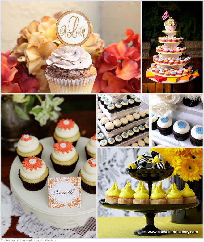 A może zamiast tortu cupcakes?