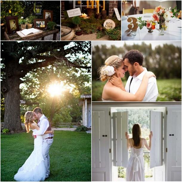Która z Was marzy o rustykalnym weselu?