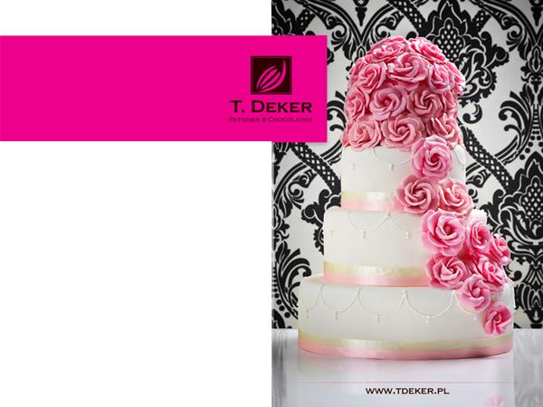 A czy tort weselny macie już zamówiony?