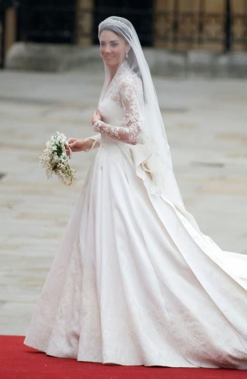 Ślub jak z bajki - Księżna Kate