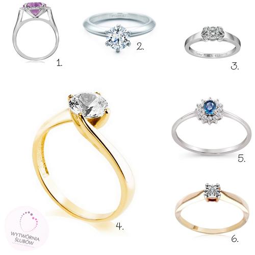 Wybór Wytwórni Ślubów: pierścionki zaręczynowe