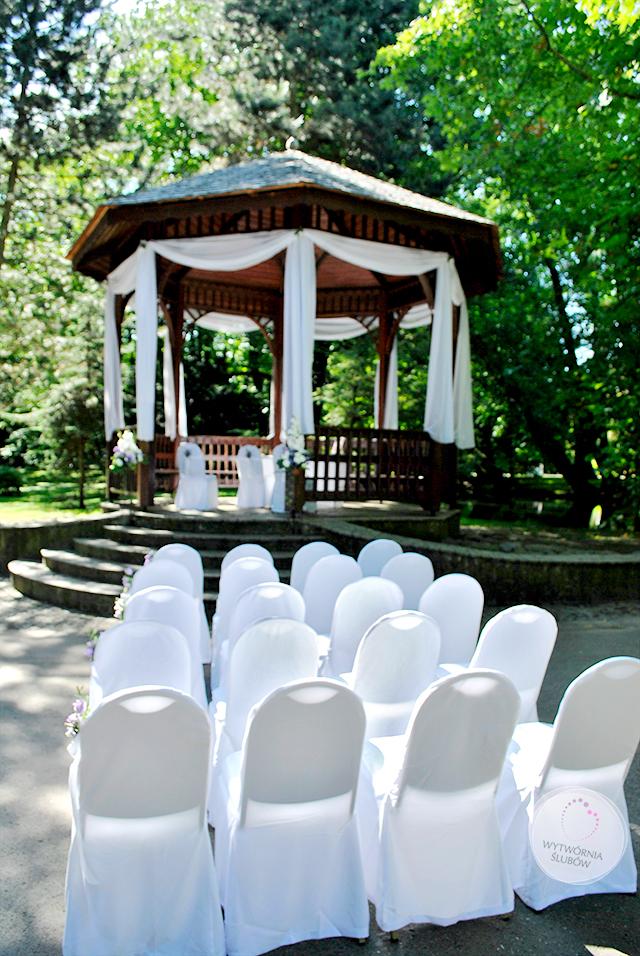 organizacja ślubów plenerowych