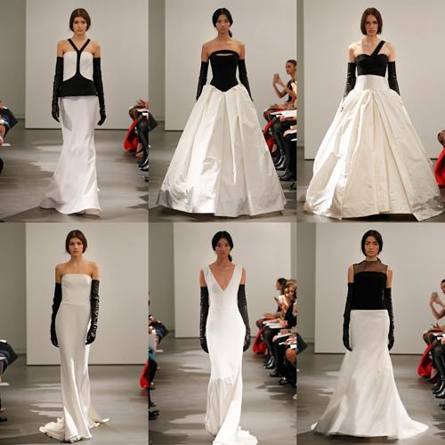 Trendy 2014 - suknie ślubne