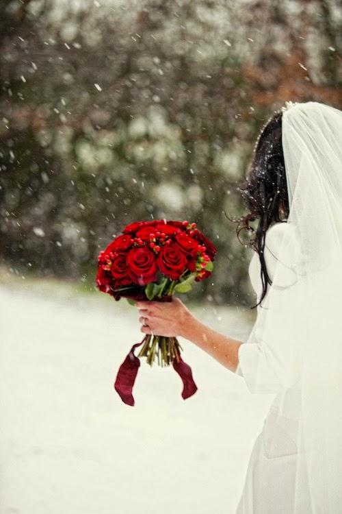 Ślub zimą?