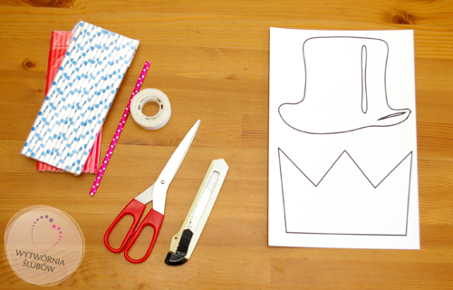 DIY - Gadżety do fotobudki - do pobrania