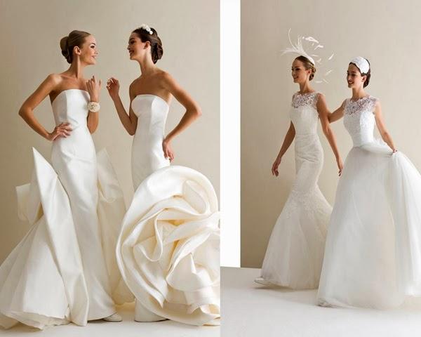 Suknie ślubne Antonio Riva 2014
