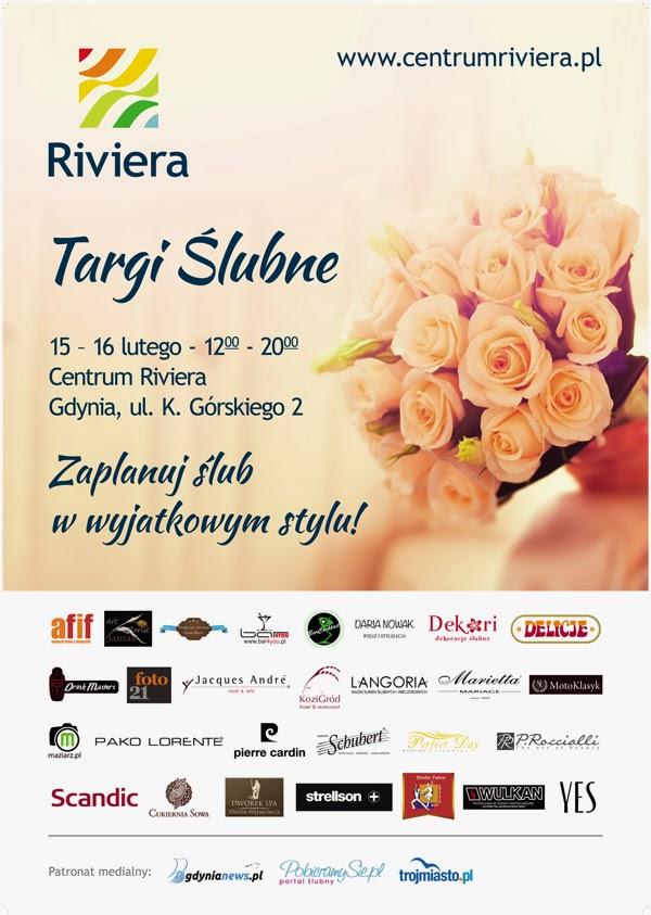15-16 lutego 2014 - Zaplanuj ślub w Rivierze w Gdyni!
