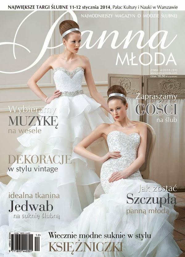 Przegląd prasy: Panna Młoda ZIMA 4/2013