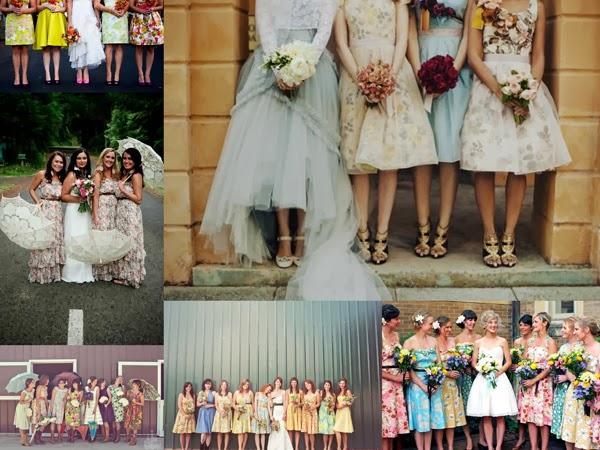 5 pomysłów na suknie dla druhen