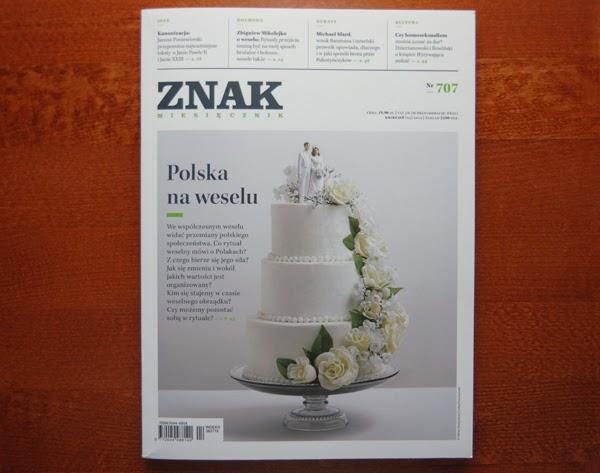 Przegląd prasy: Miesięcznik Znak 4/2014