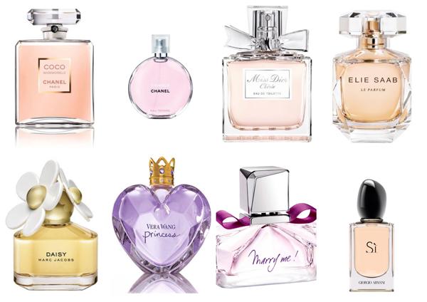 Wybór Wytwórni Ślubów: 5 perfum dla Panny Młodej