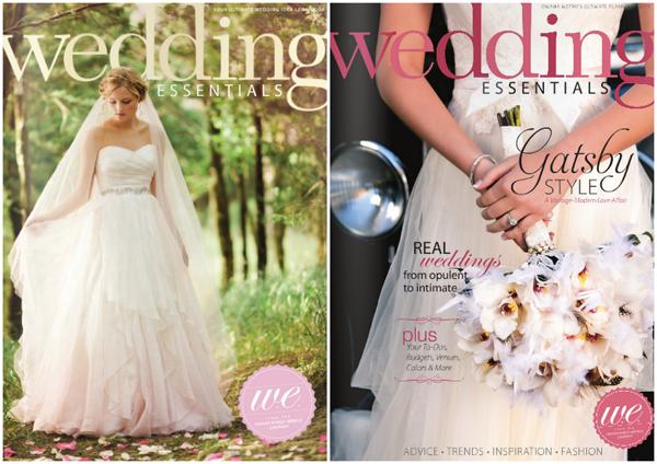Przegląd prasy: Wedding Essentials