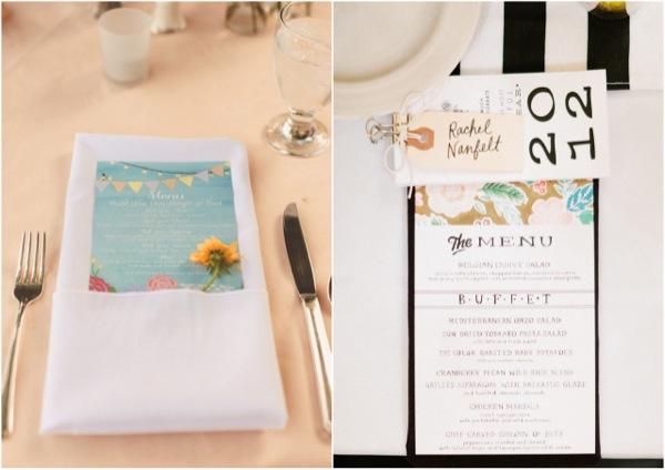 14 pomysłowych ślubnych menu