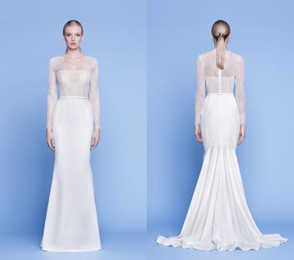 Suknie ślubne - Rina Cossack 2015