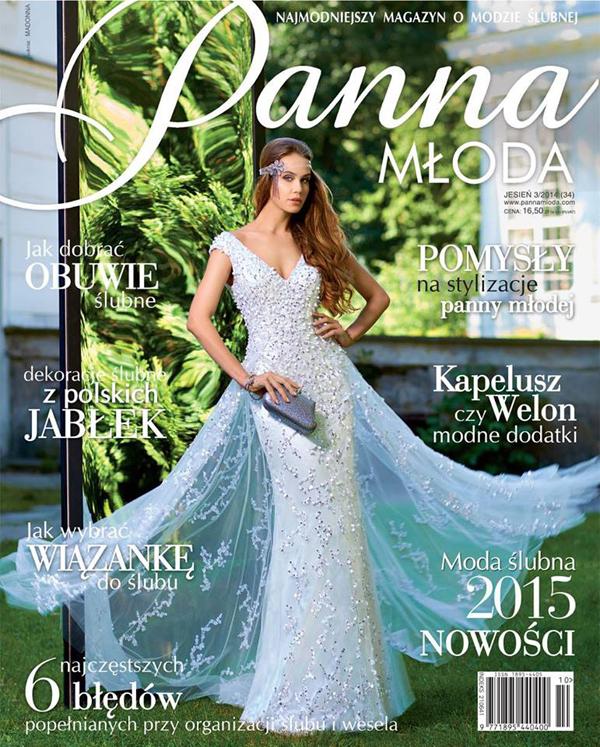 Przegląd prasy: Panna Młoda 3/2014