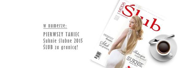 Przegląd prasy: Moda Ślub 4/2014