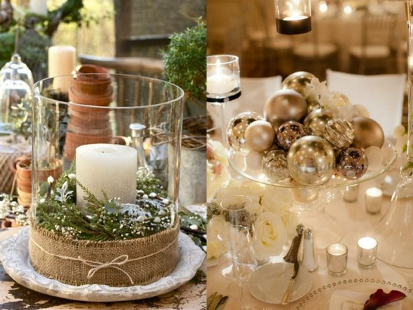 Aranżacja światła na zimowych weselach