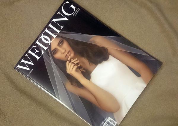 Przegląd prasy: Wedding 4/2014