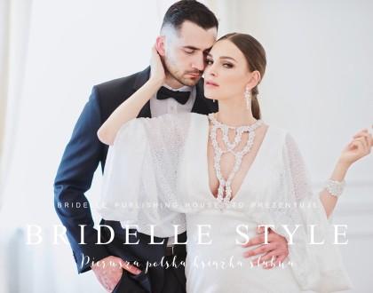 Premiera pierwszej polskiej książki ślubnej Bridelle Style