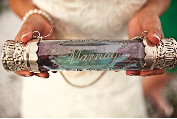 Małżeńska kapsuła czasu