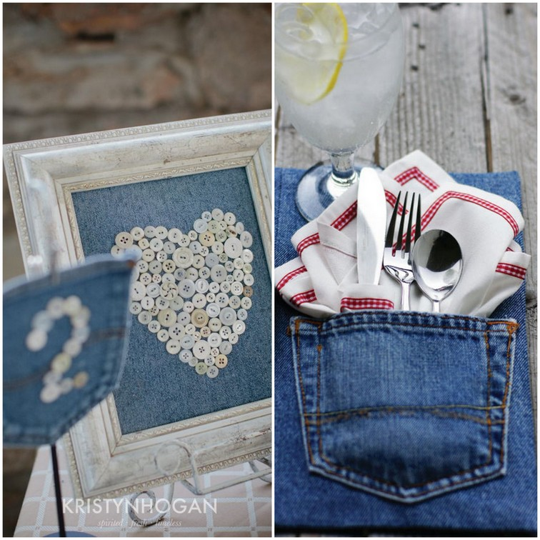 wesele w stylu jeans