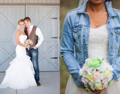 jeansowe wesele