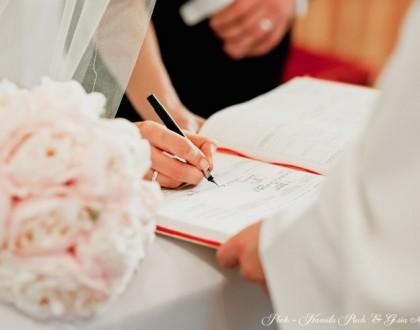 od czego zacząć organizacje ślubu i wesela