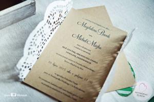 zaproszenia ślubne Gdynia