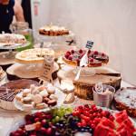 dekoracje ślubne candy bar Gdynia