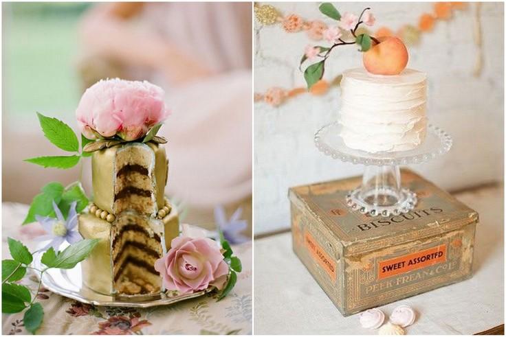 10 najpiękniejszych białych tortów weselnych - Blog Ślubny
