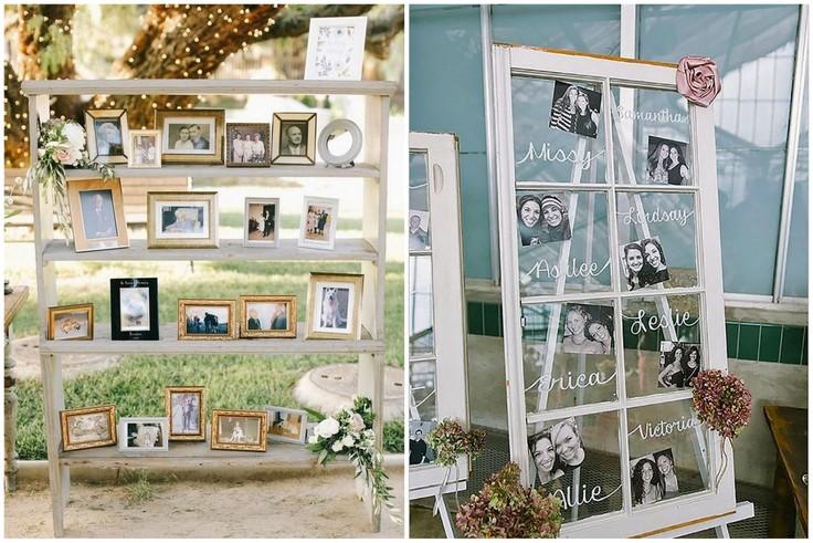 Dekoracje weselne z fotografii