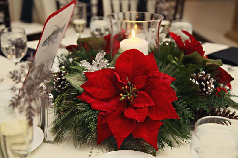 Wesele w temacie Bożego Narodzenia