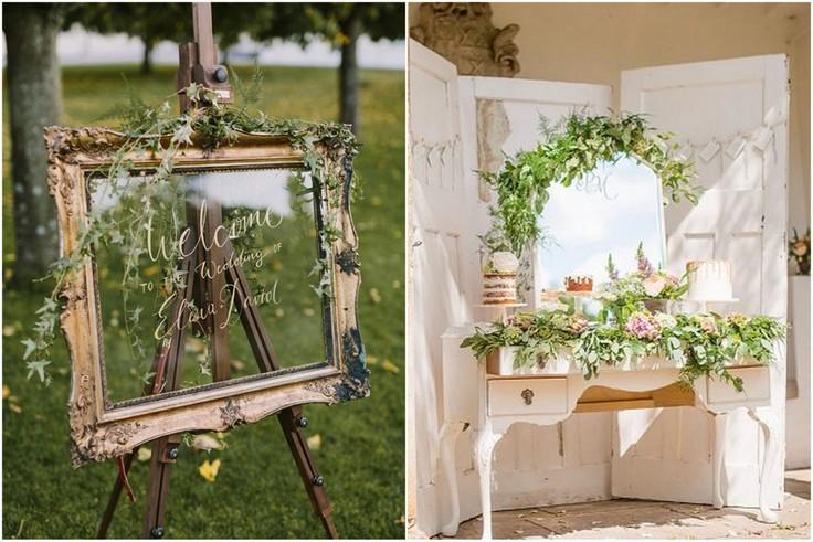 lustro na weselu