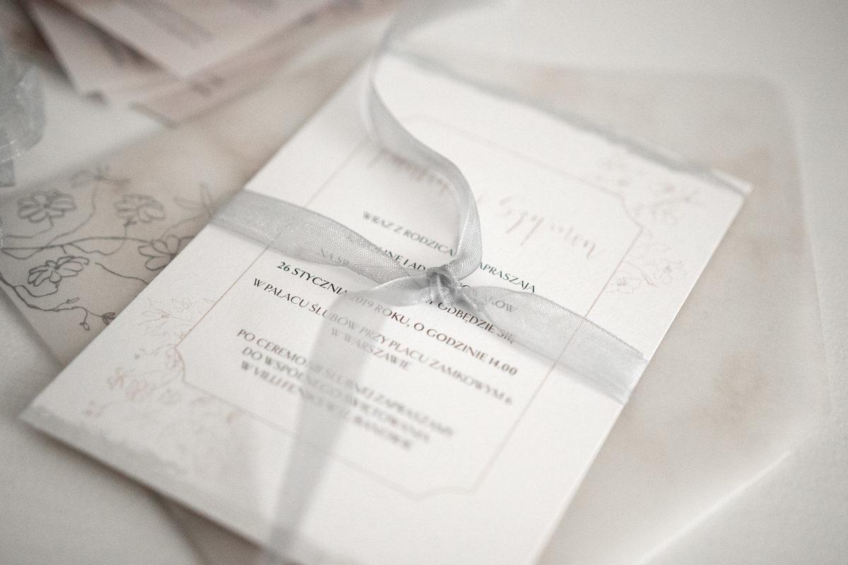 wyjątkowe zaproszenia ślubne_piękne zaproszenia slubne