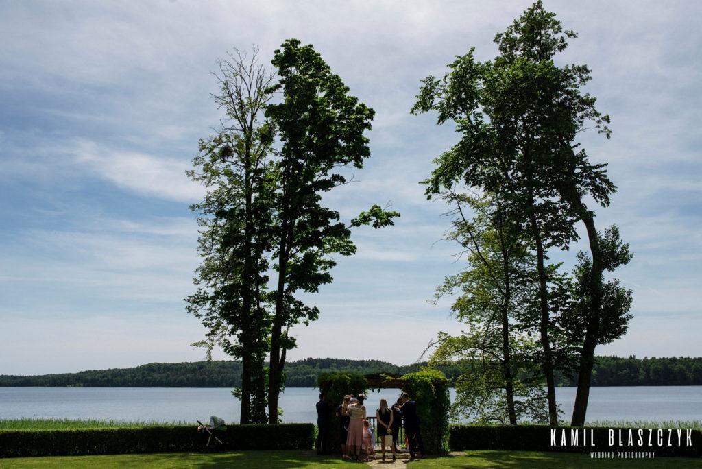 kameralne śluby Mazury