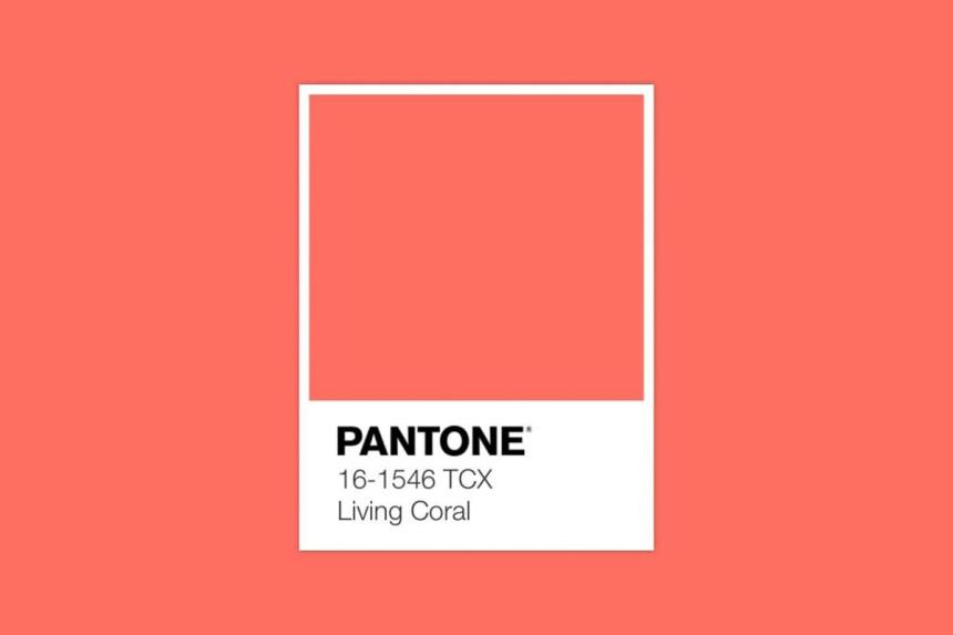 kolor roku - kolory pantone