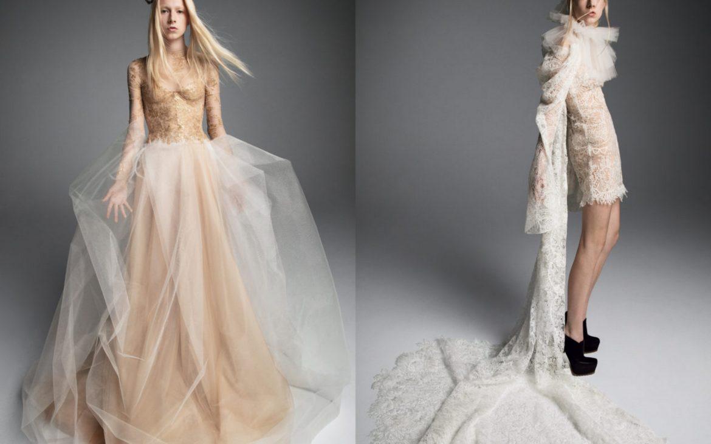 moda ślubna - oryginalne suknie ślubne